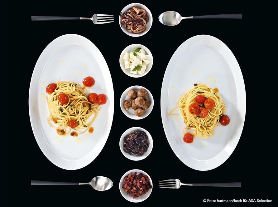 spaghetti mit kirschtomaten. Black Bedroom Furniture Sets. Home Design Ideas