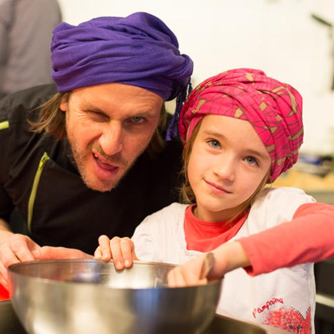Kinderkochen mit chakall for Koch chakall