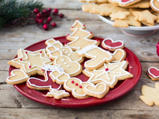Außergewöhnliche Weihnachtskekse.Die 10 Leckersten Plätzchenrezepte Von Foodbloggern Springlane