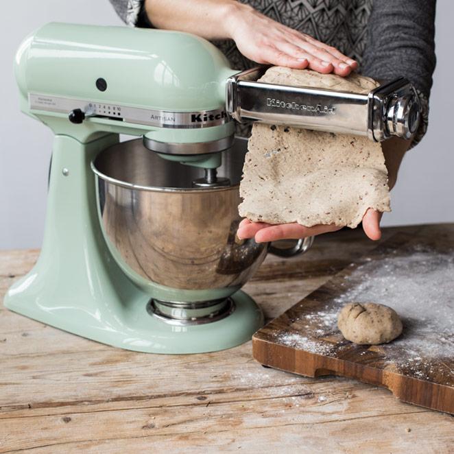 4 Dinge, die du mit deiner KitchenAid unbedingt ausprobieren solltest