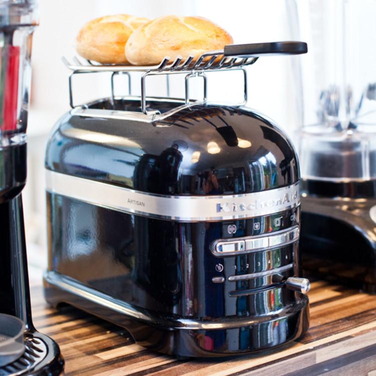 Im Test Der Toaster Artisan Von Kitchenaid