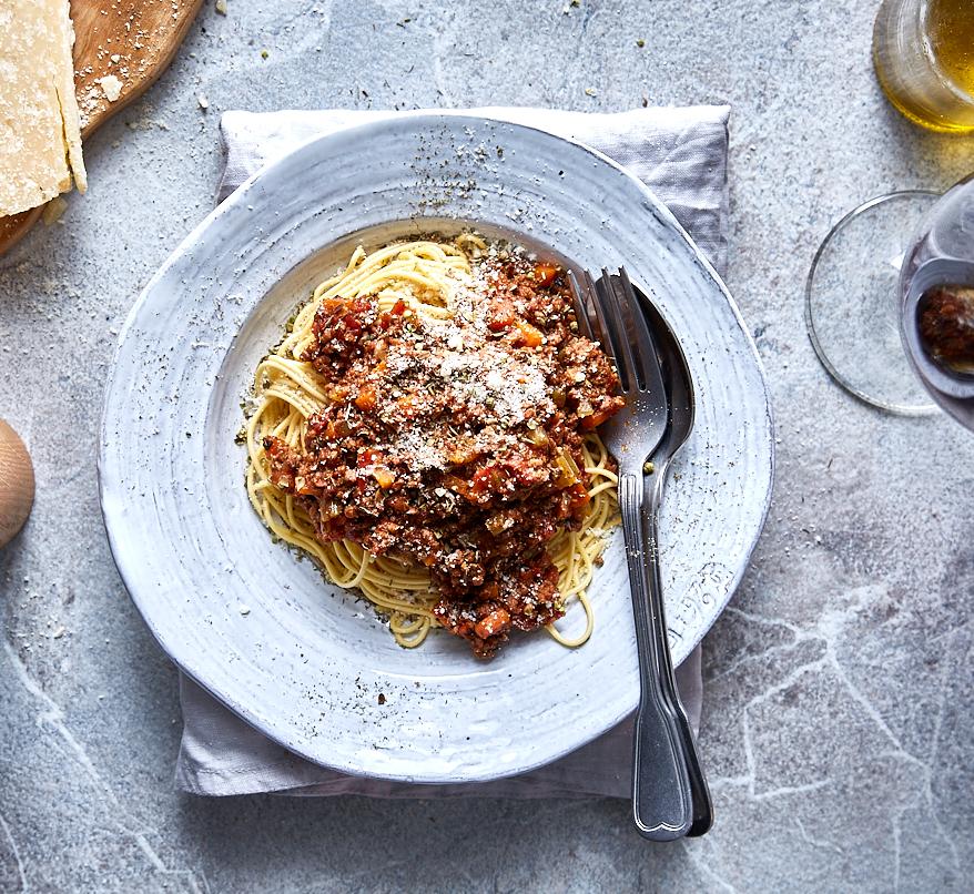 Schnell und unfassbar lecker: Spaghetti Bolognese ganz einfach