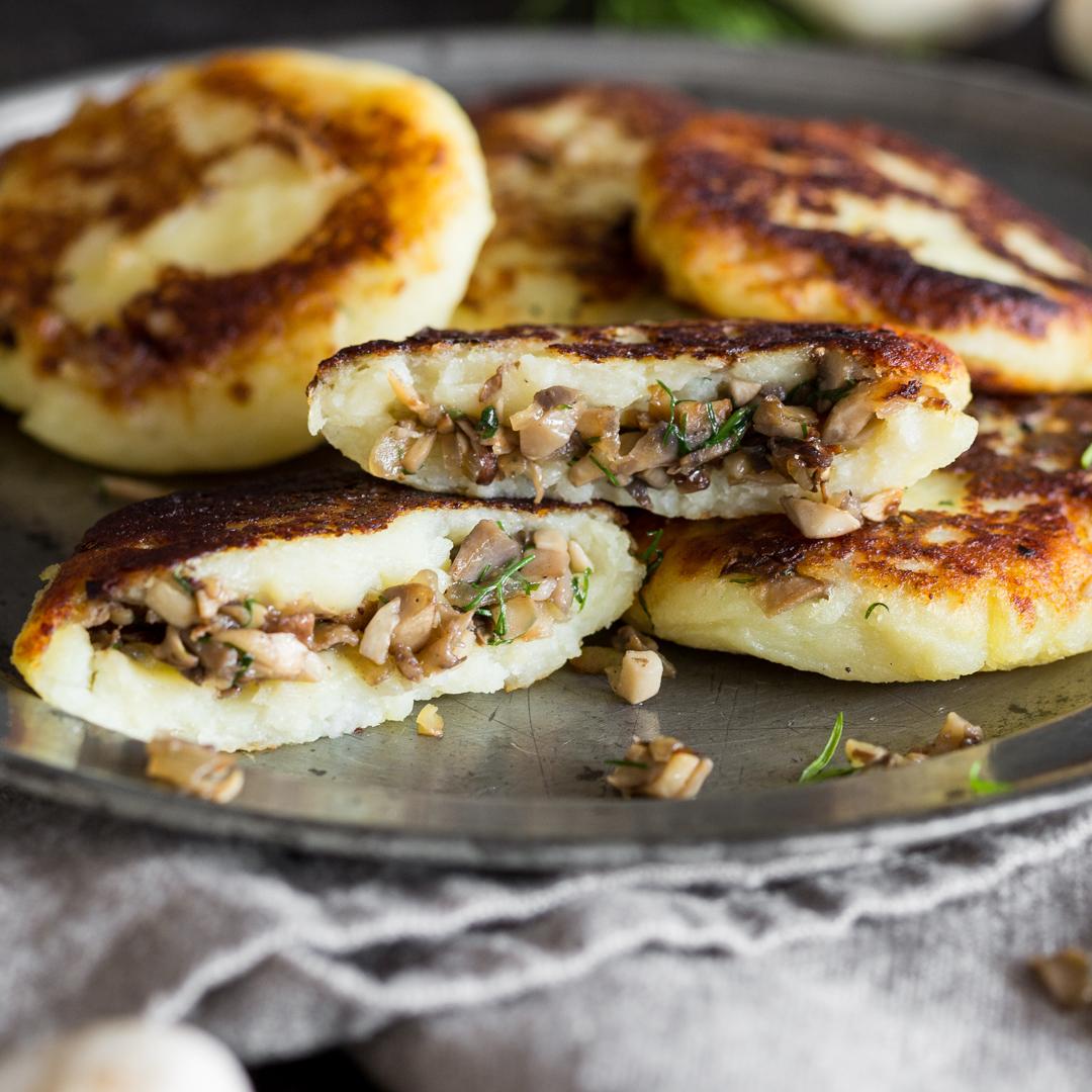 rezepte mit kartoffelpüree als beilage