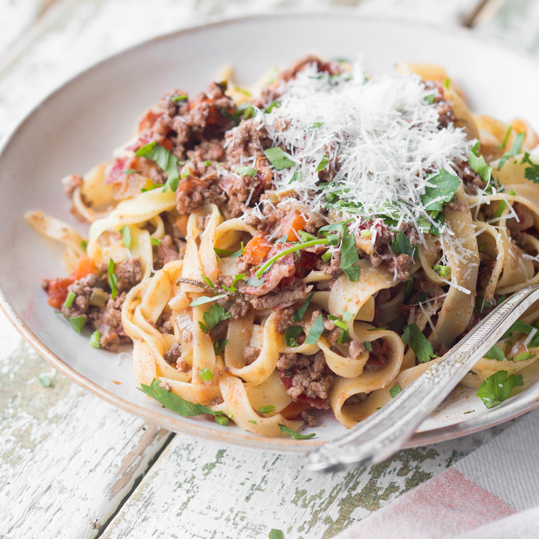 Bolognese Sauce für Gourmets: Ragù alla bolognese – das Grundrezept