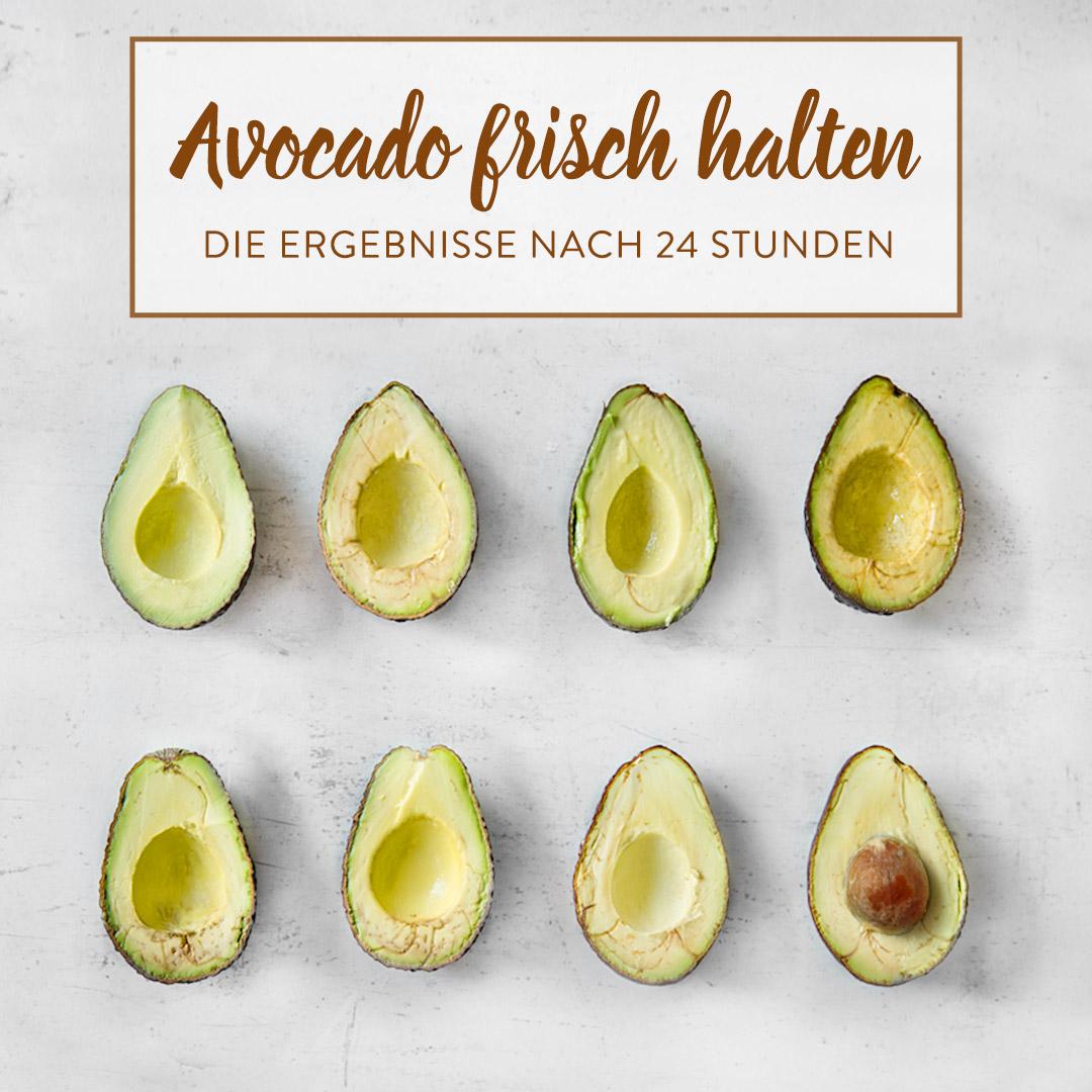 Avocado Wie Du Sie Schälst Zubereitest Und Länger Frisch Hältst