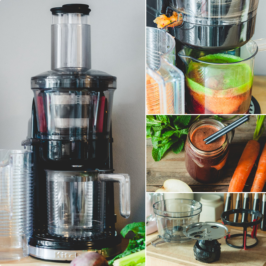 Slow Juicer Bedst I Test 2016 : Entsafter im Test: Der KitchenAid Artisan Slow Juicer