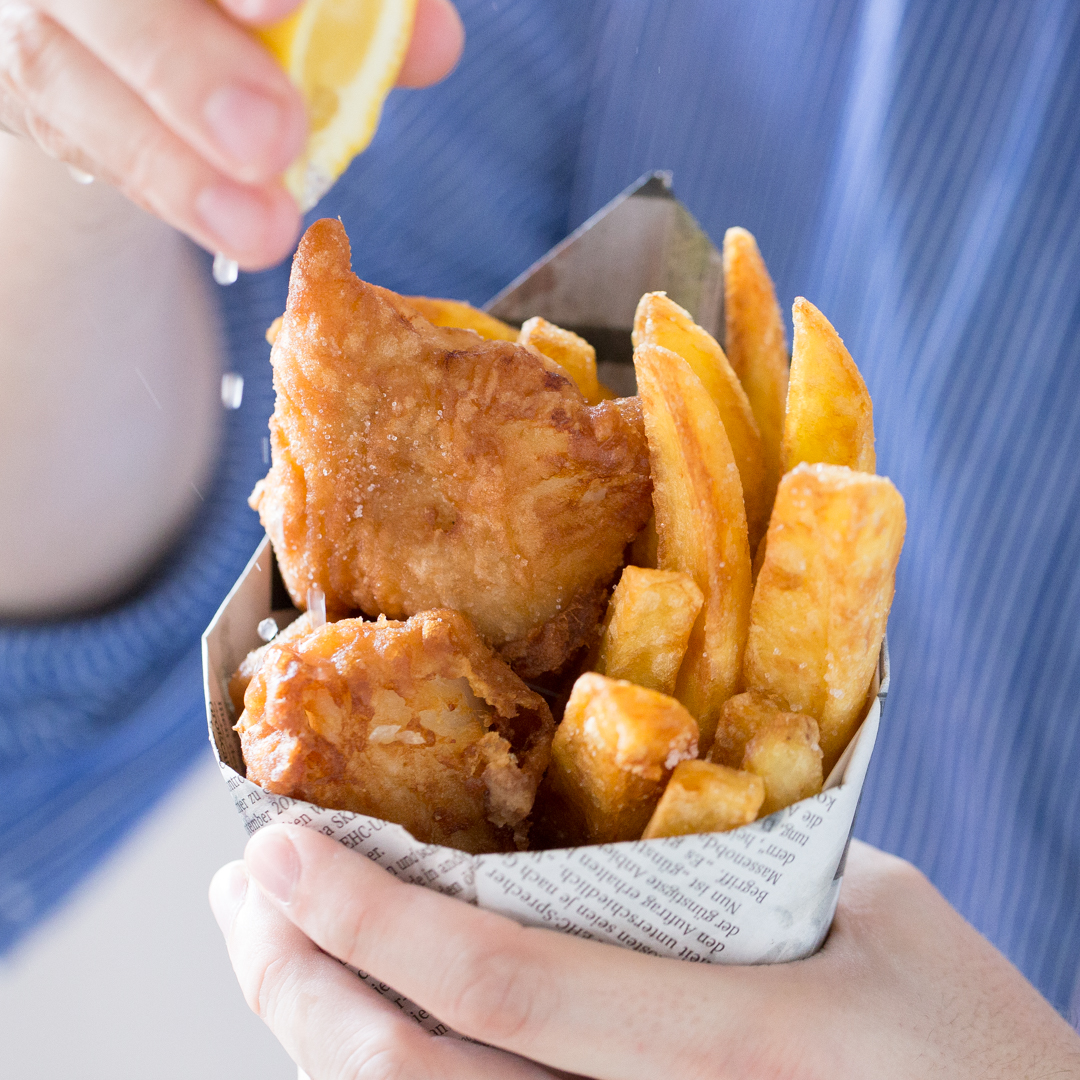 Kuche Fish And Chips: Southampton Fish 'n' Chips