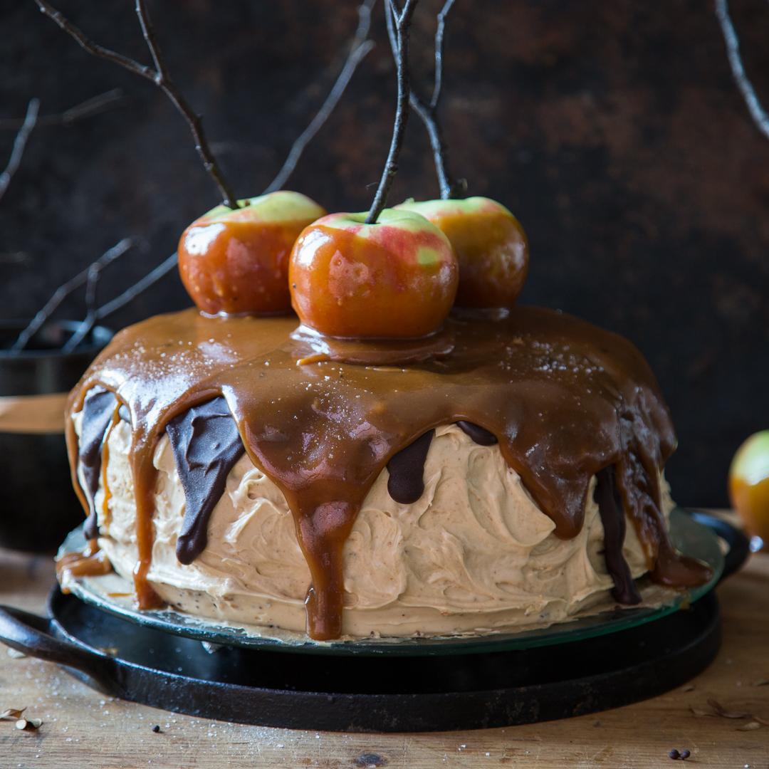 Schweden Lasst Grussen Krokant Daim Torte
