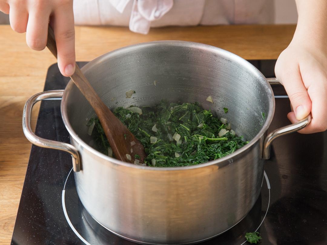 grünkohl frisch kochen