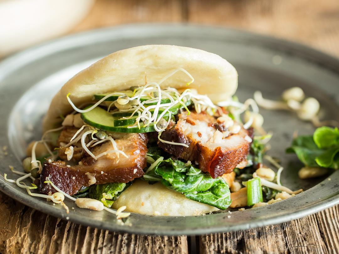 Street Food aus Taiwan: Gua Bao Burger