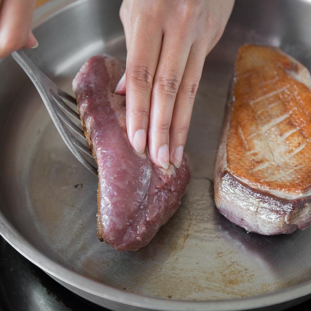 Entenbrust 4 Methoden Für Eine Rosa Zarte Zubereitung