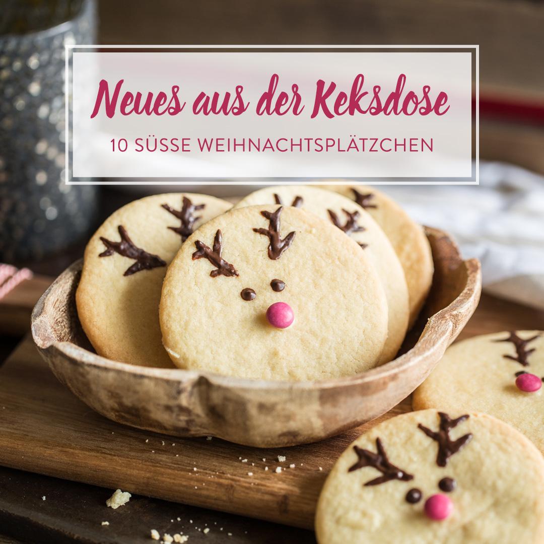 Nie mehr harte Kekse! Der große Plätzchenguide
