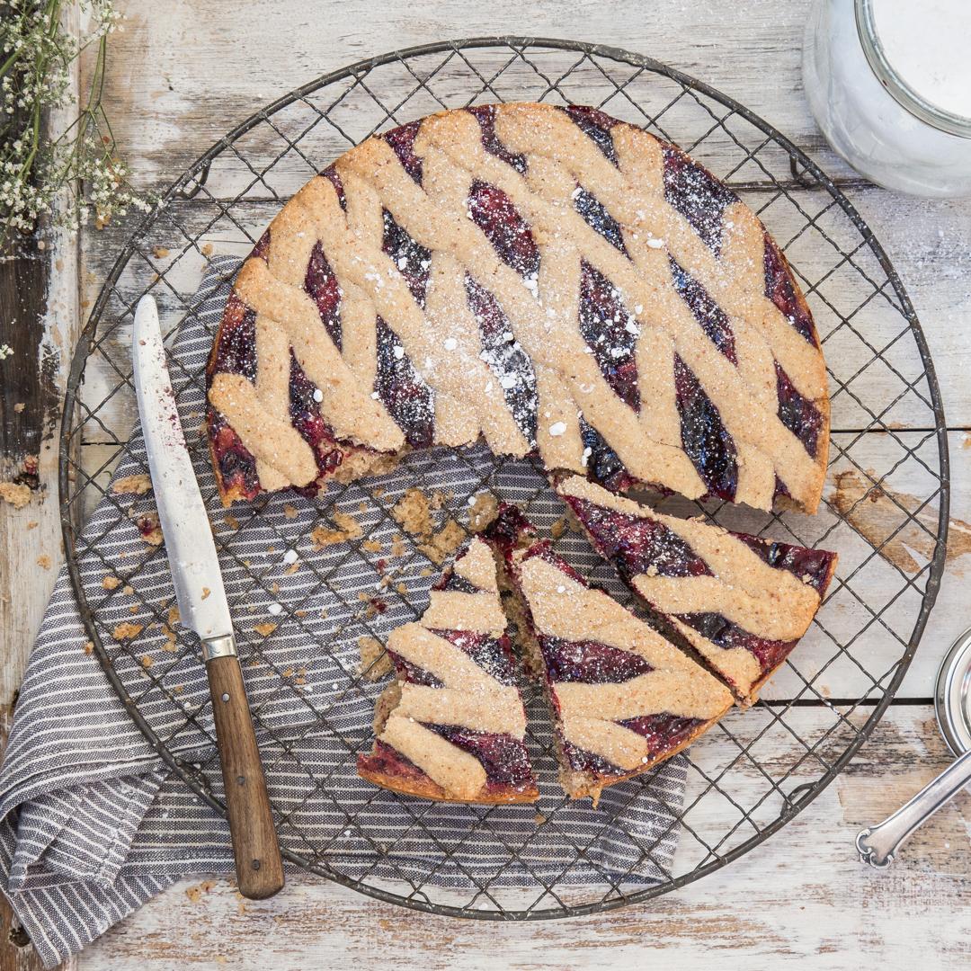 Ruckzuck zum kuchengl ck schnelle linzer torte mit r hrteig for Kochtipps schnell