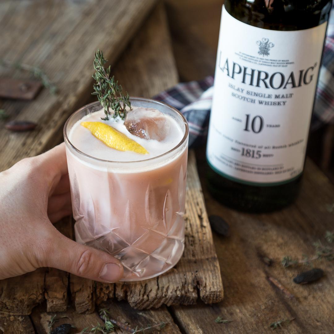 Scottish Renegade Cocktail