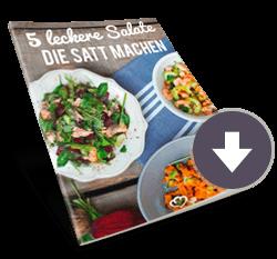 5 leckere Salate, die satt machen