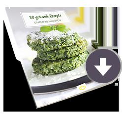 30 gesunde Rezepte unter 30 Minuten