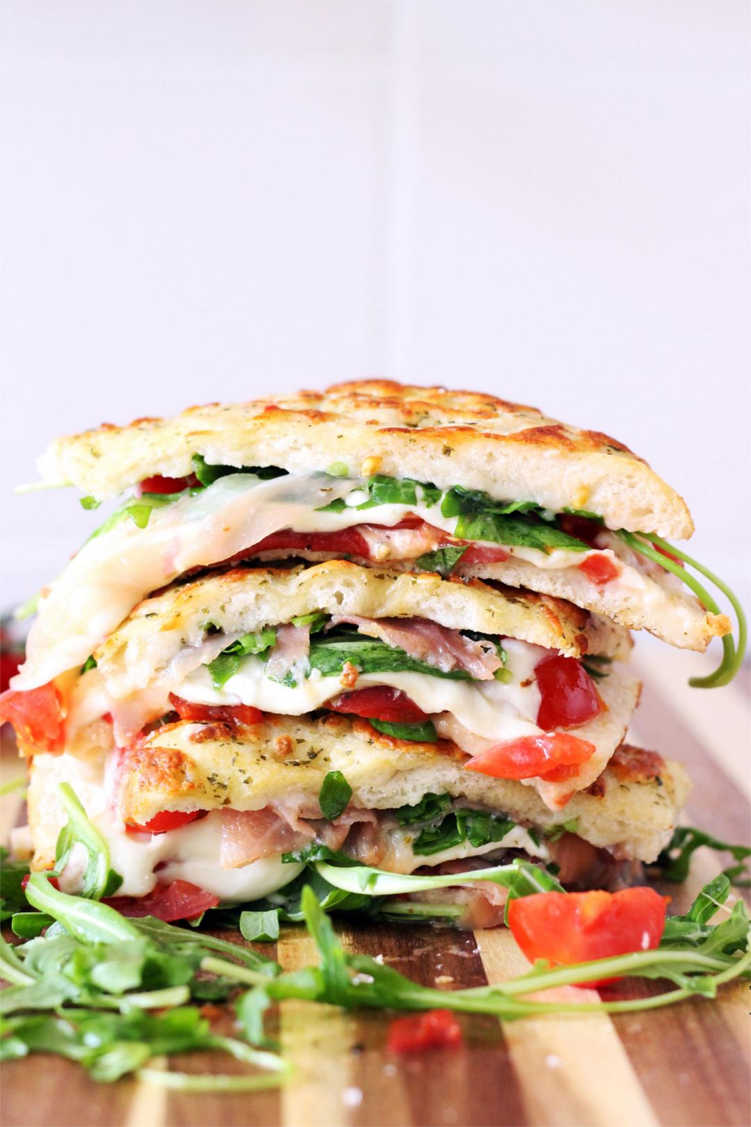 Sandwiches - 26 Ideen für den kleinen Hunger zwischendurch