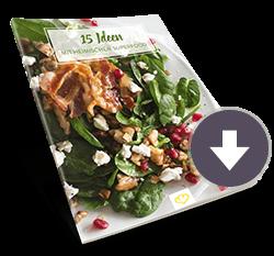 15 Ideen mit heimischem Superfood