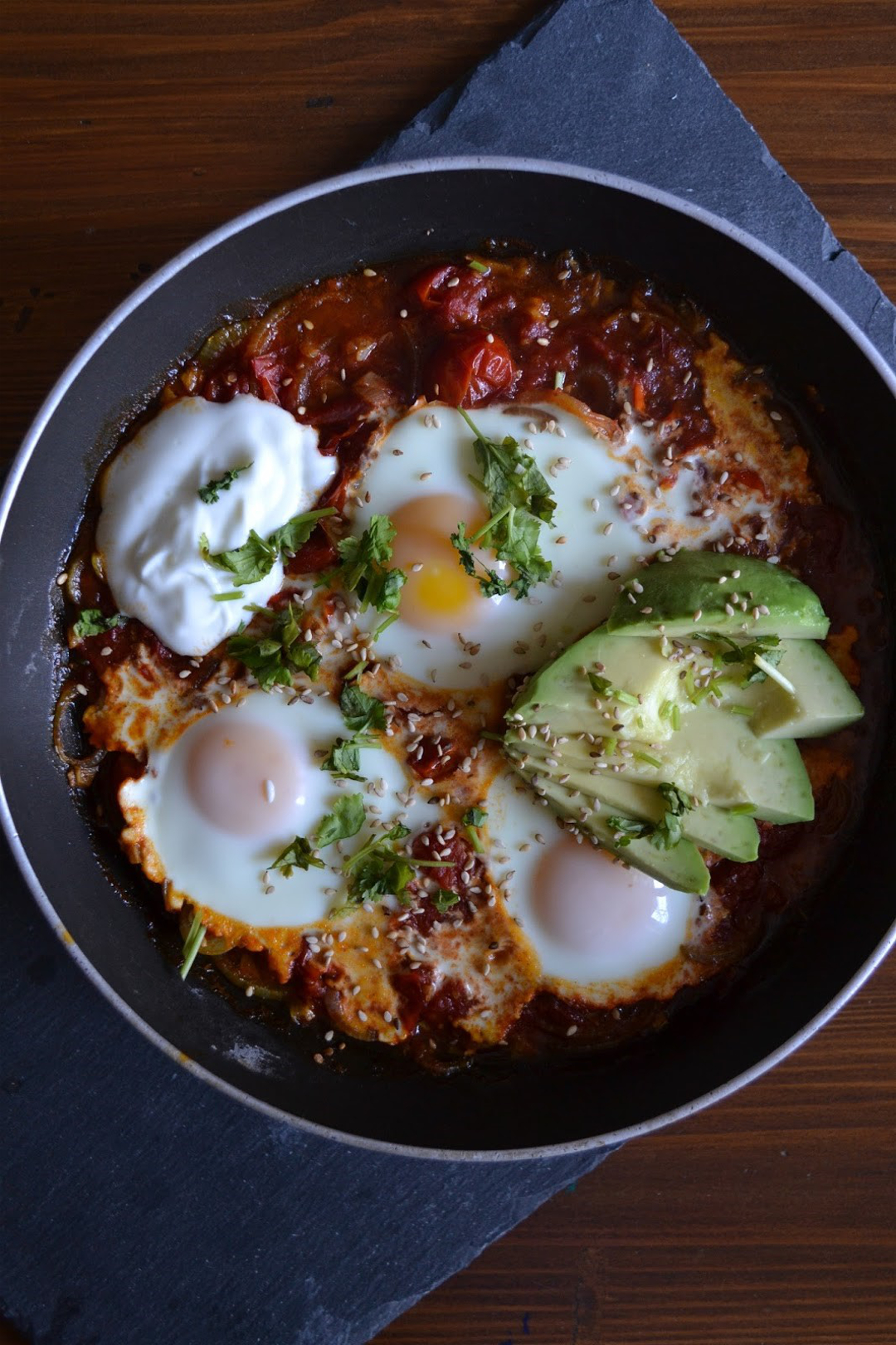 Shakshuka © The Recipe Suitcase