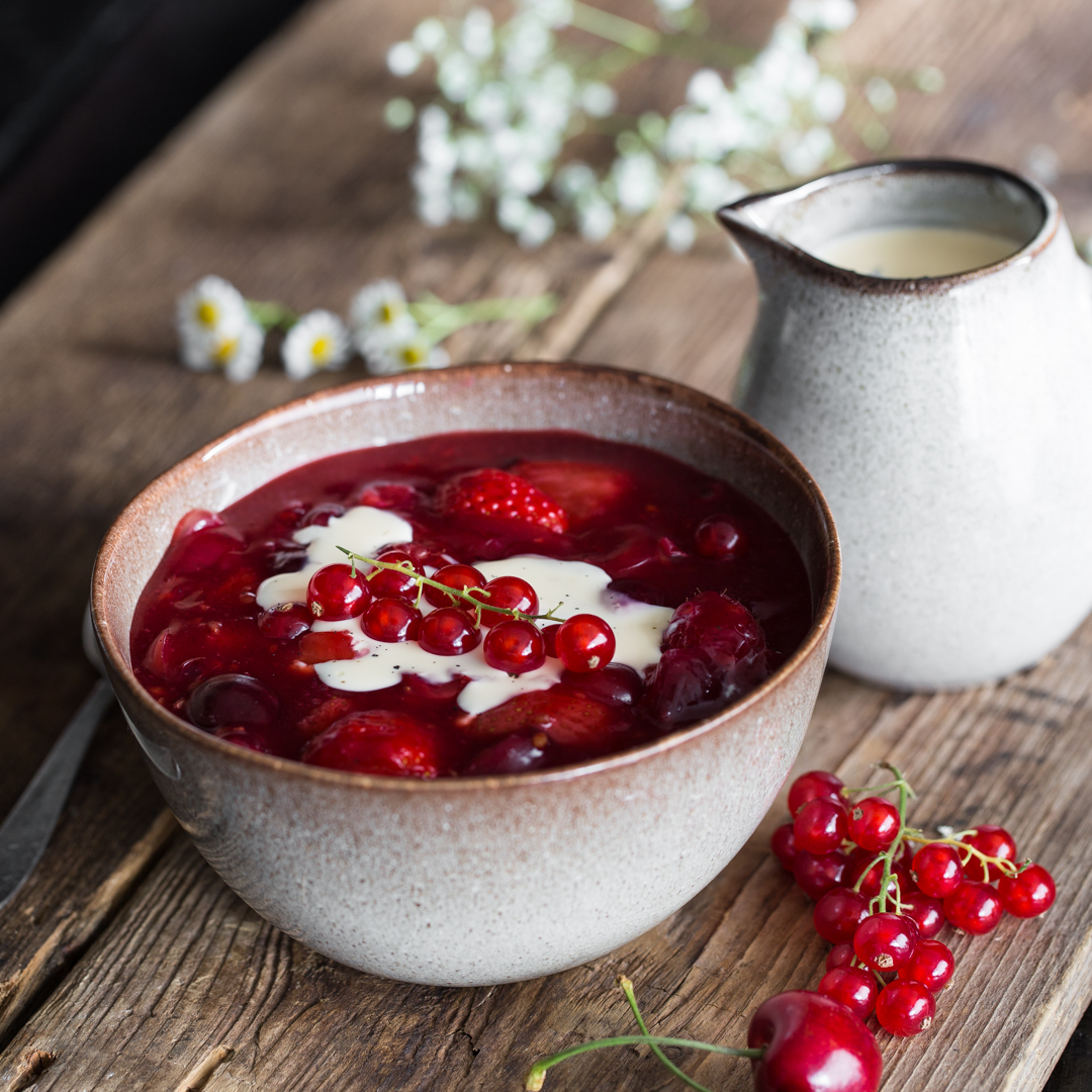 Rote Johannisbeeren 14 Rezepte Mit Der Sommerfrucht