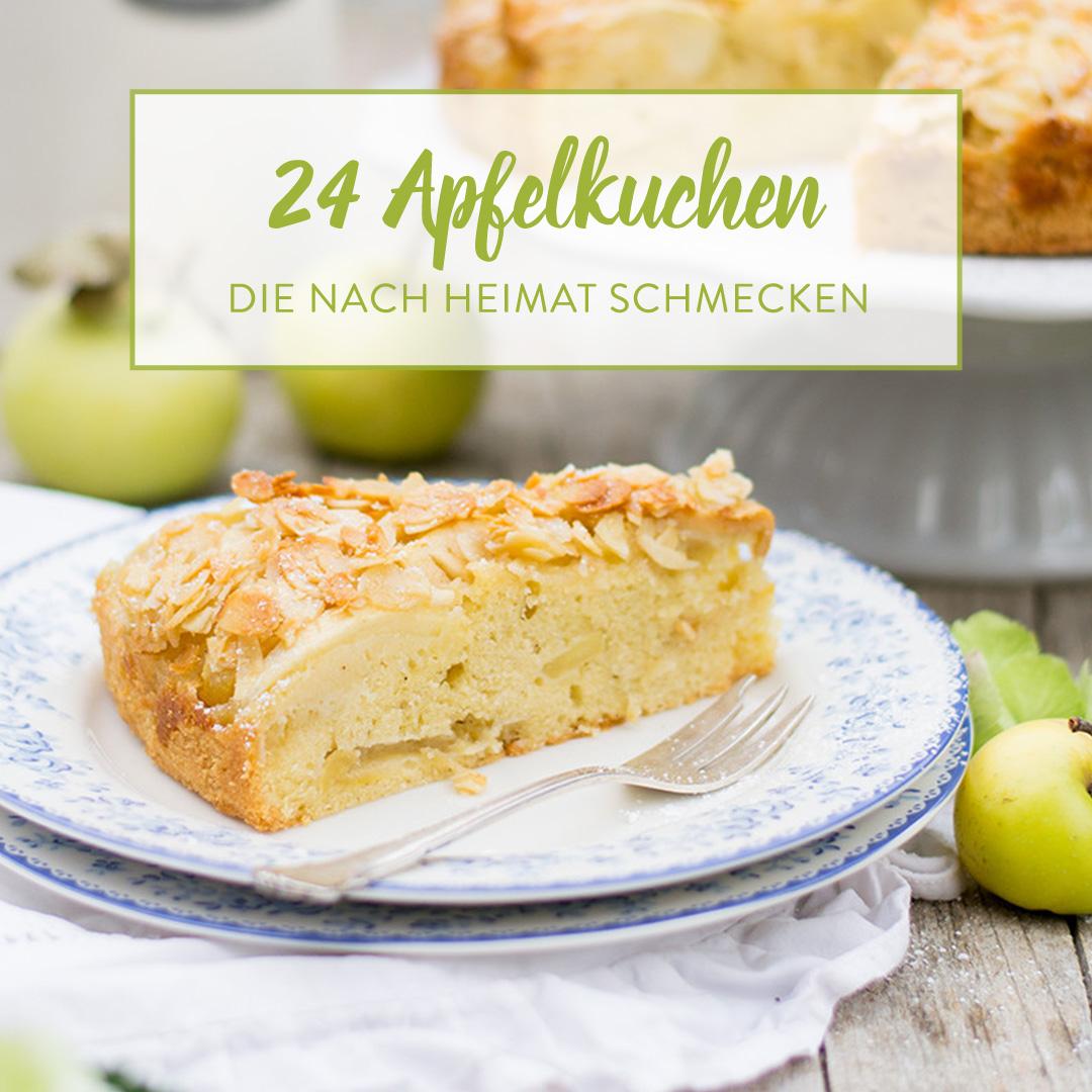 Alle Lieben Apfelkuchen 24 Lieblingsrezepte Mit Apfeln