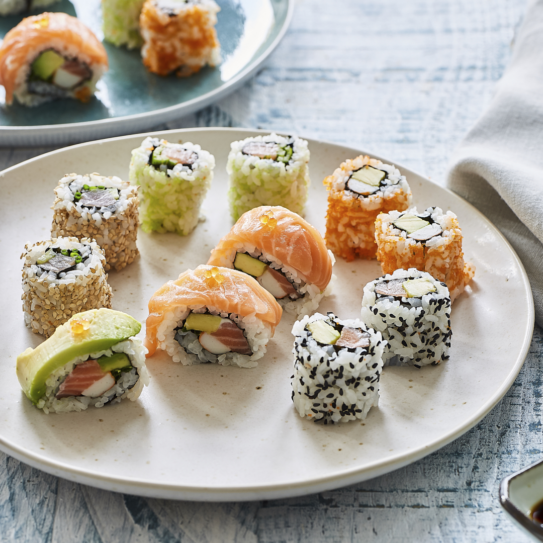 Sushi - Uramaki (Inside Out)