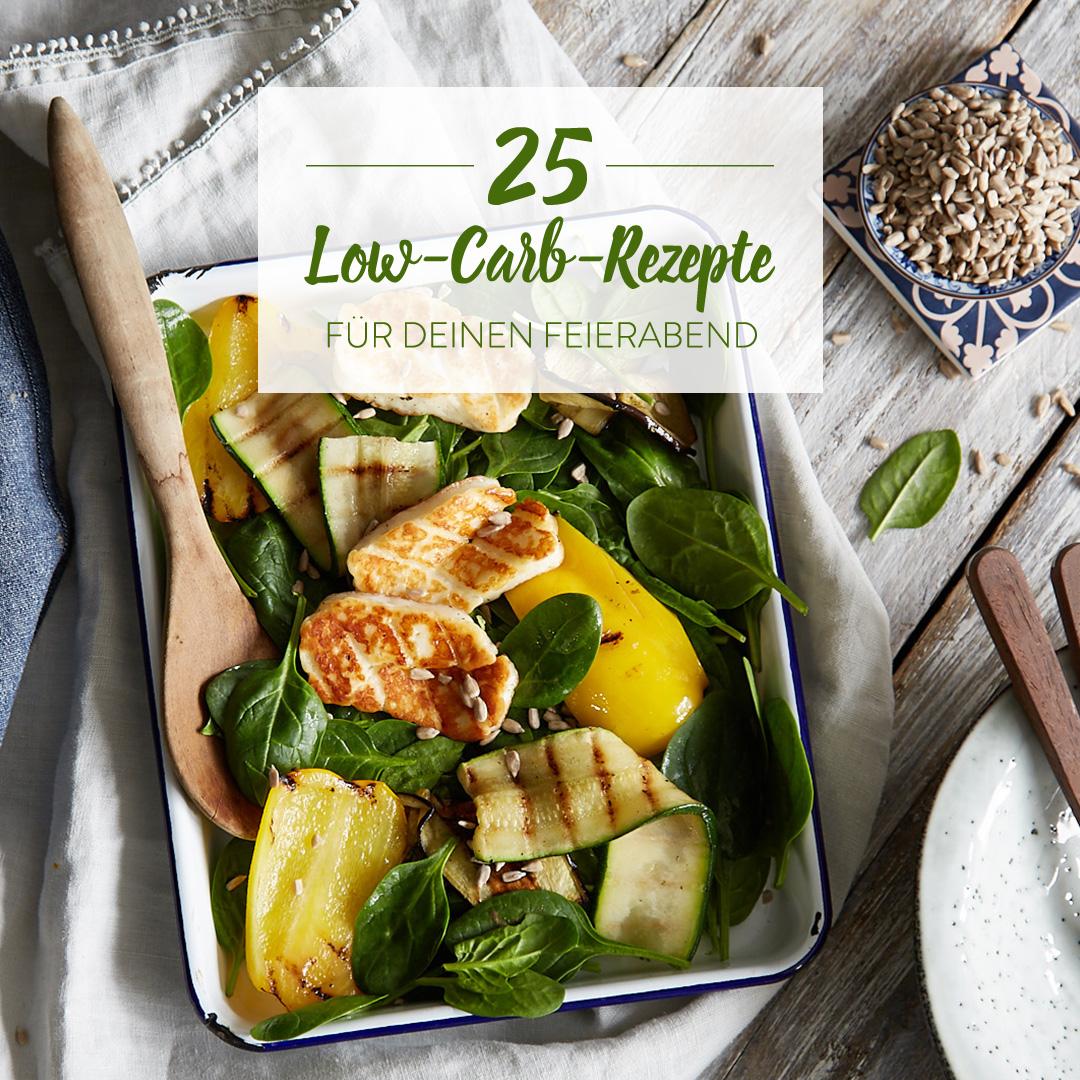 25 Schnelle Low Carb Rezepte Für Deinen Feierabend