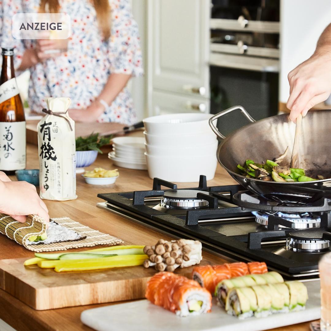 10 Tipps Fur Eine Unvergessliche Sushi Party In Deiner Kuche