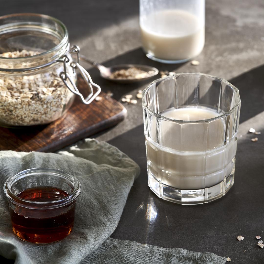 Hafermilch selber machen mit verschiedenen Küchenmaschinen