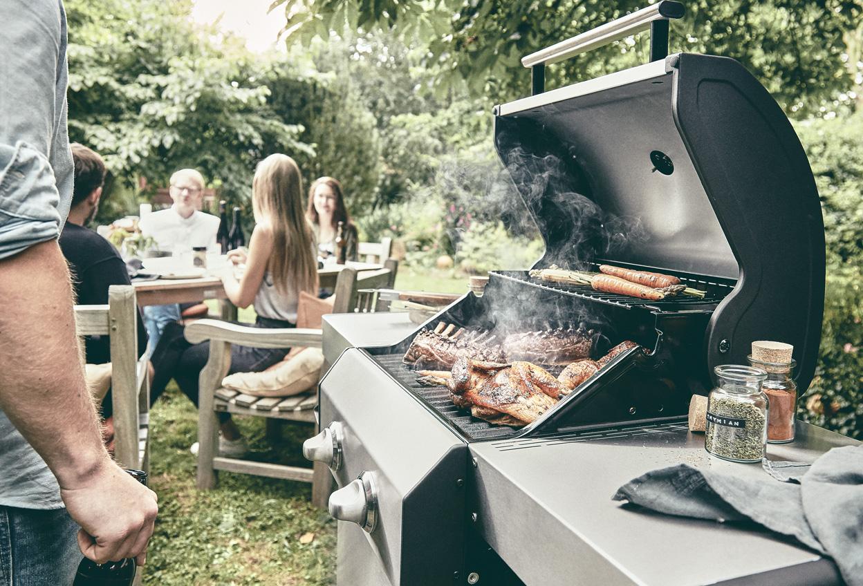 Grillrezepte Für Gasgrill Mit Haube : Grills & grillzubehör online kaufen springlane.de