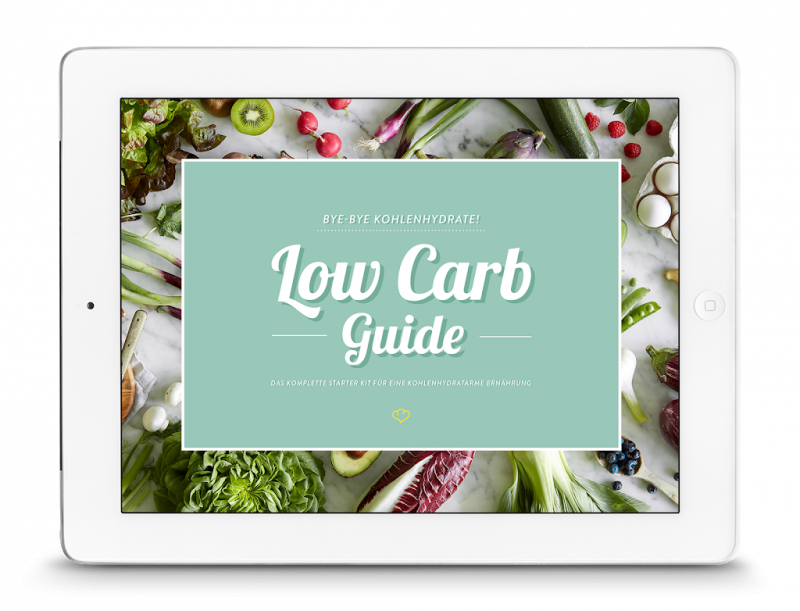 E-Book Low Carb Guide