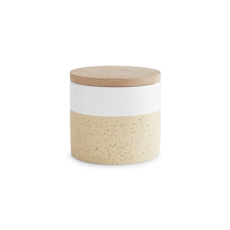 Mach mit unserer Vorratsdose Soft Sand Ordnung in deiner Backstbe