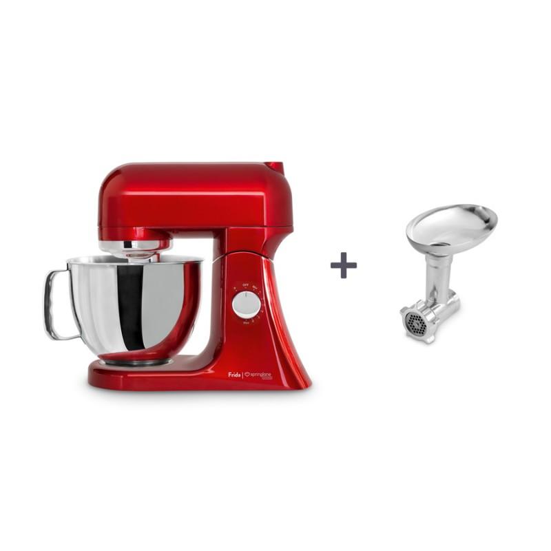 Frida — Küchenmaschine 2.0 inkl. Zubehör