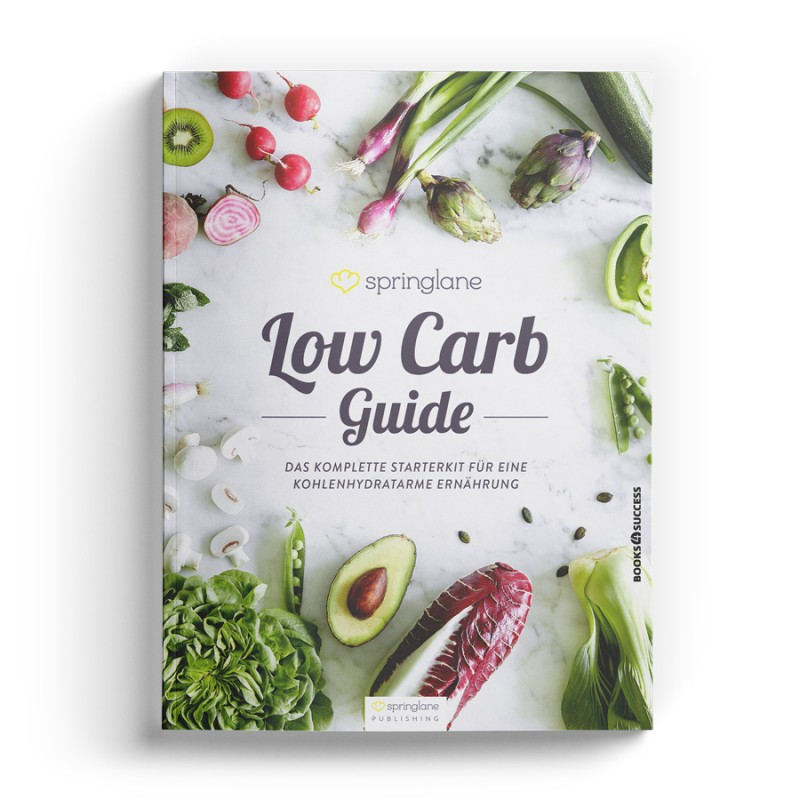 Buch Low Carb Guide