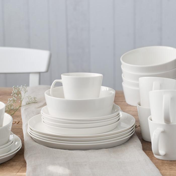 geschirr set svea 24 tlg springlane kitchen. Black Bedroom Furniture Sets. Home Design Ideas